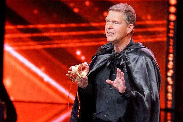 Jürgen Kemper beim Supertalent am 4.11.2017