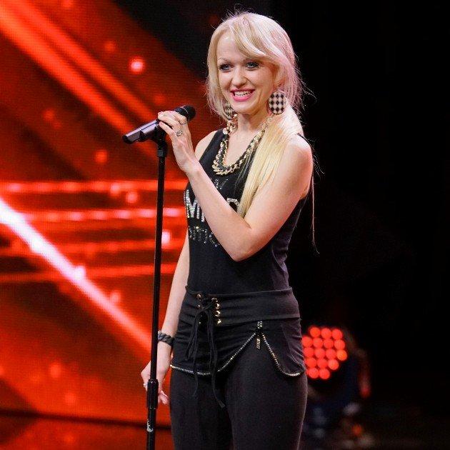 Karina Doikina beim Supertalent am 4.11.2017