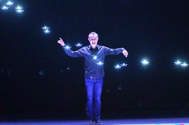 Marco Tempest beim Supertalent am 4.11.2017