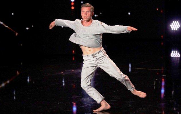 Toschkin Schalnich beim Supertalent am 25.11.2017