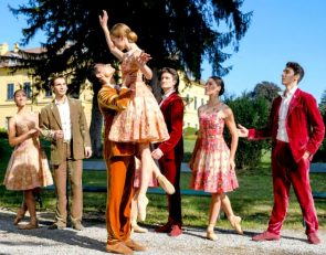 Ballett beim Neujahrskonzert 2018 der Wiener Philharmoniker