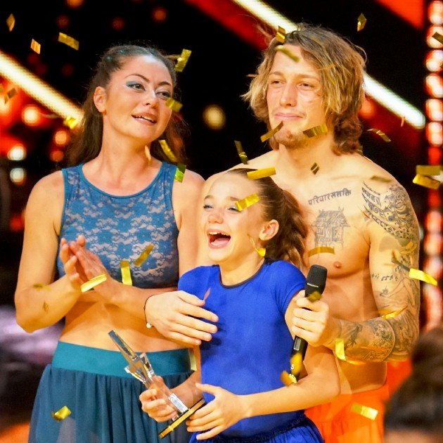 Barbara, Jannis, Irene - Kandidaten im Finale Supertalent 2017