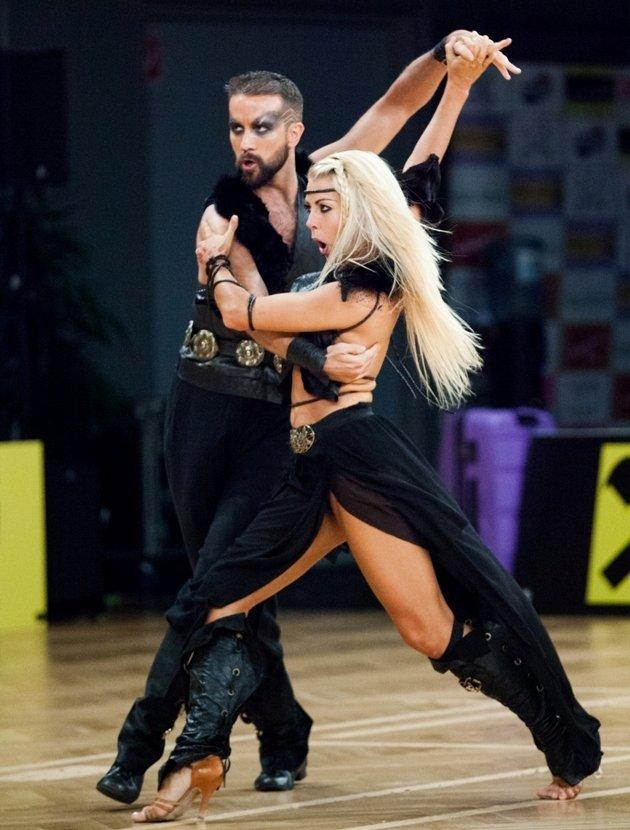 Björn Bitsch - Ashli Williamson WM 2017 Show Dance Standard Platz 2
