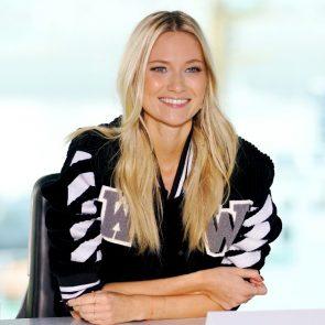 Carolin Niemczyk DSDS Jury 2018 beim Casting