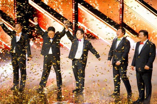 Chor Seicento - Kandidaten im Finale Supertalent 2017