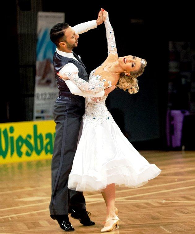 Danilo Dampisi - Julia Burghardt Platz 3zur WM Show Dance Standard 2017