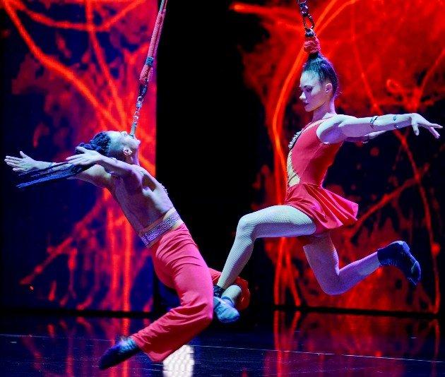 Duo Nigretai - Kandidaten im Finale Supertalent 2017