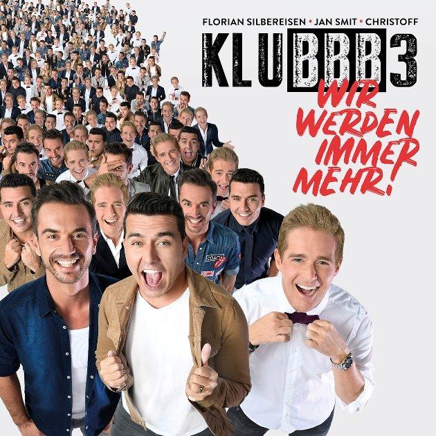 KluBBB3 - Neue CD Wir werden immer mehr 2018