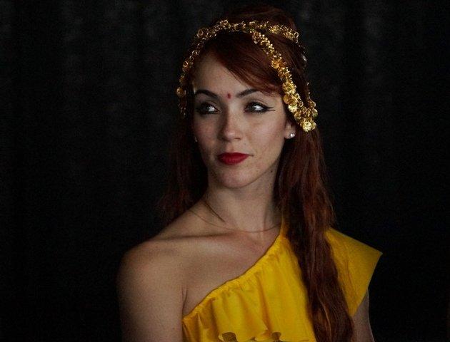 Mariem Valdes Martínez - Tänzerin aus Kuba