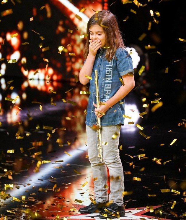 Noel Lehar - Kandidat im Finale Supertalent 2017