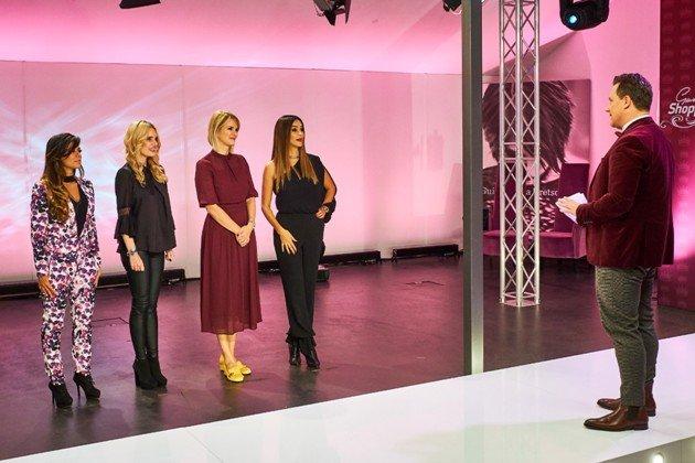 Shopping Queen des Jahres am 17.12.2017 Guido Maria Kretschmer mit den Prominenten