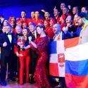 Tanzsport Weltmeisterschaften 2017 Formationen Standard, Latein hier DUET Perm