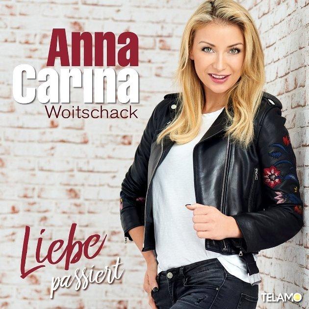 Anna Carina Woitschak neues Album 2018 Liebe passiert