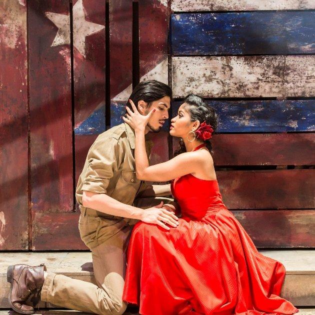 Carmen La Cubana 2018 - Musical in Deutschland und der Schweiz
