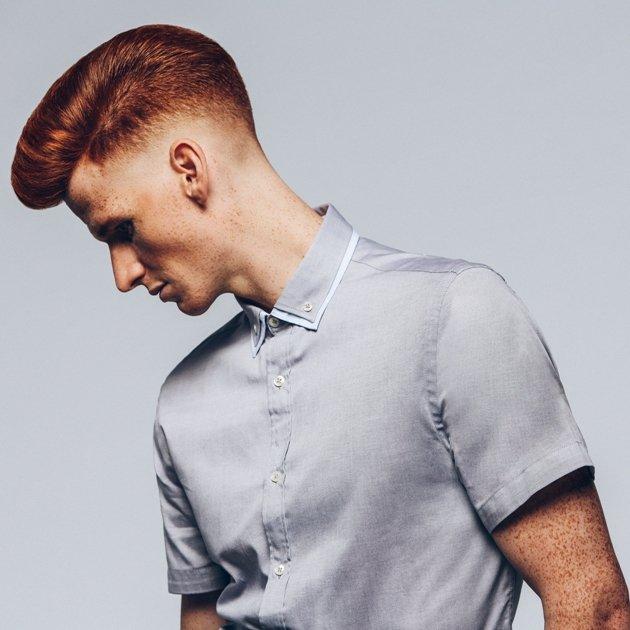 Fade Cut - Frisuren Männer Sommer 2018