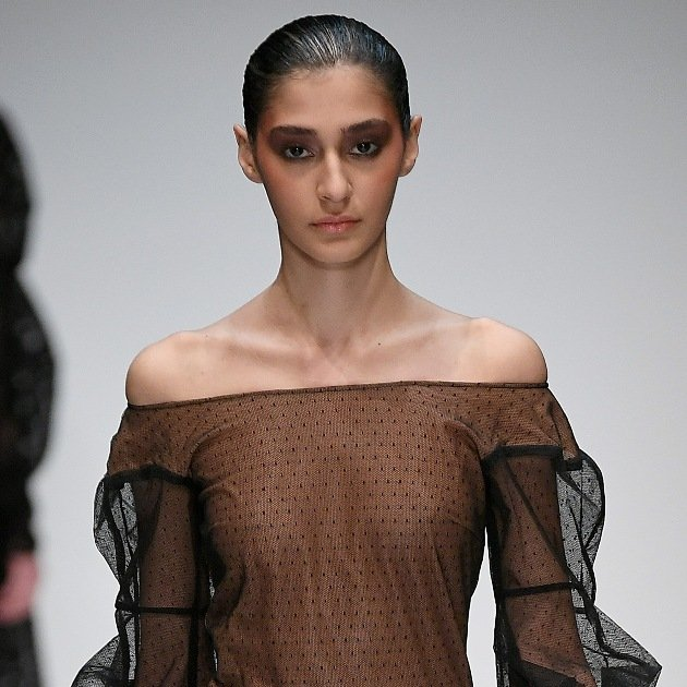 Fashion Week Berlin Januar 2018 - MBFW - Mode von Ewa Herzog