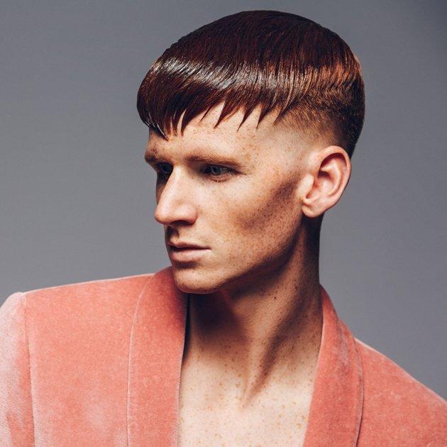 Frisur Männer 2018 Frühjahr-Sommer mit Fade Cut - Brave New World
