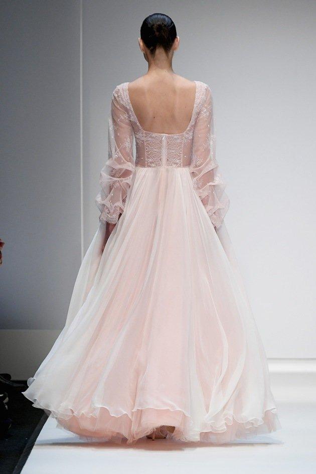 Hochzeitskleid von Ewa Herzog Kollektion Herbst-Winter 2018-2019 MBFW von inten - 2 - 32