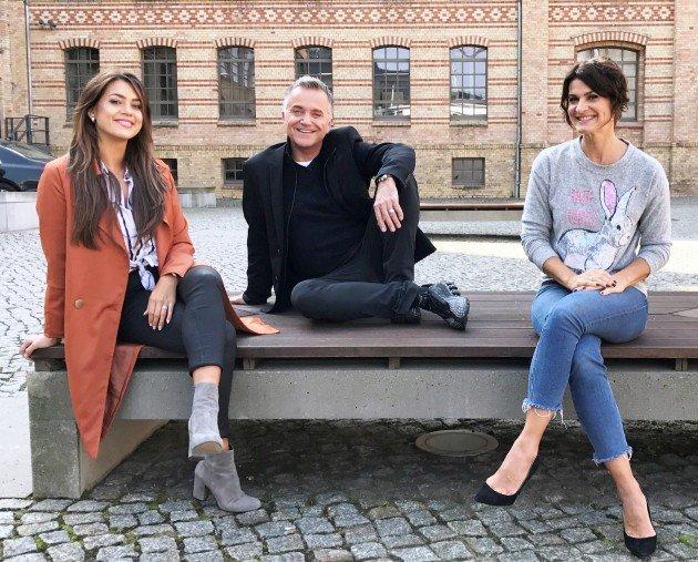 Promi Shopping Queen am 7.1.2018 mit Jessica Paszka, Jörg Knör und Marlene Lufen