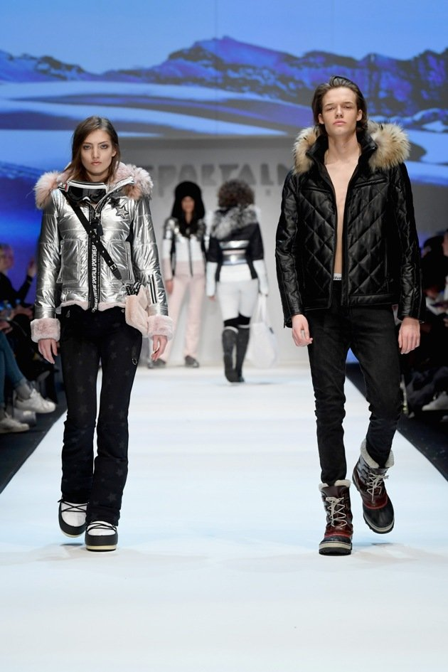 Sportalm Wintermode 2019 Fashion Week Berlin MBFW - 1 - 05