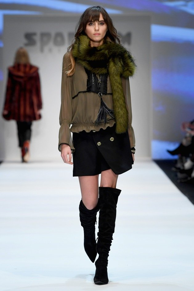 Sportalm Wintermode 2019 Fashion Week Berlin MBFW - 1 - 31