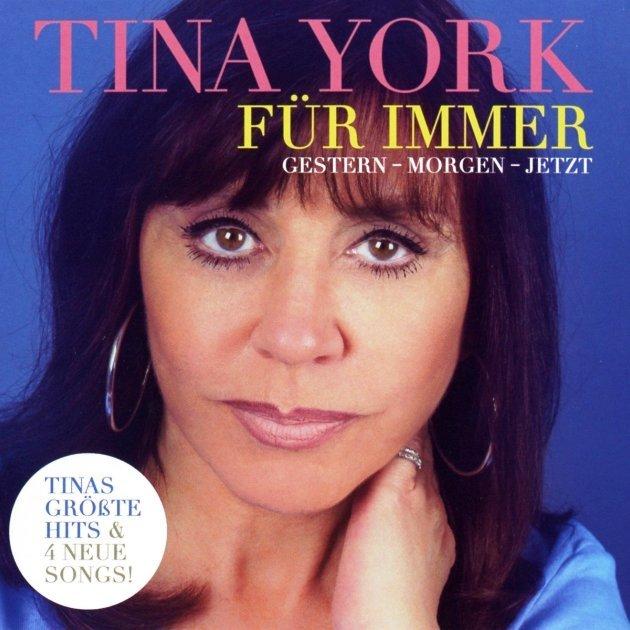 Tina York - Neue CD Für immer (Gestern - Morgen - Jetzt)