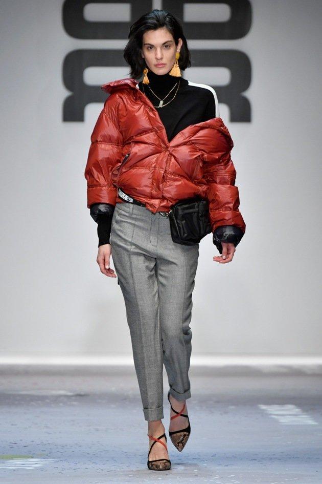 Winter-Stepp-Jacke RIANI Wintermode 2019 - MBFW Fashion Week Berlin Januar 2018 - 1