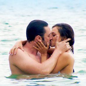 Bachelor 2018 am 28.2.2018 - Kristina und Daniel küssen sich