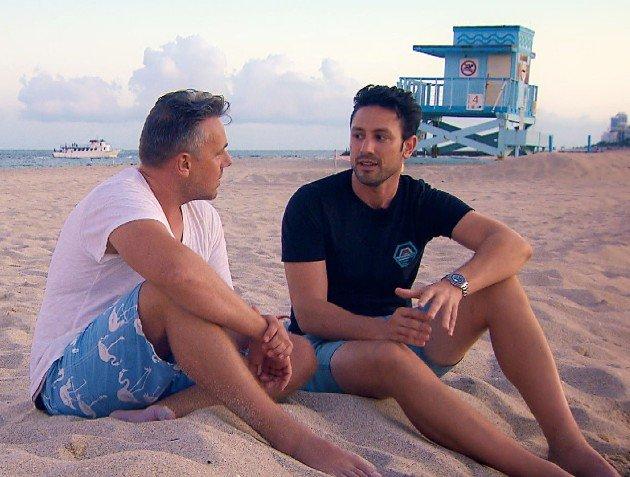 Dennis und Daniel - Bachelor am 7.2.2018