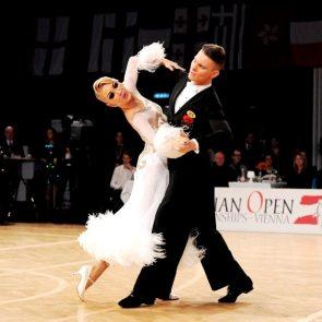 EM Standard 2018 (WDSF) am 17.2.2018 - Europameister Dmitry Zharkov - Olga-Kulikova