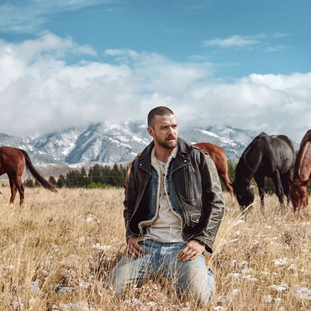 Justin Timberlake Drops New Song Say Something With