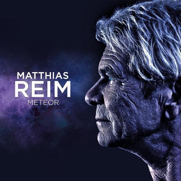 Matthias Reim - neues Album Meteor