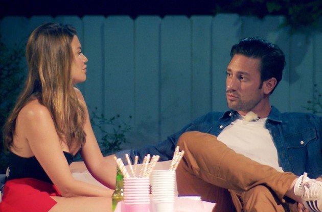 Nadine und Daniel - Zuneigung sieht anders aus - Bachelor am 7.2.2018