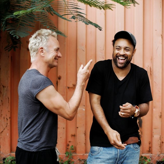 Sting & Shaggy Neuer Reggae-Song + Video Don't Make Me Wait