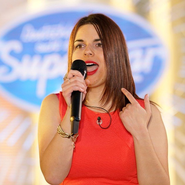 Anastasiya Slavkovich - Kandidatin bei DSDS am 10.3.2018