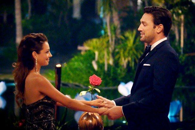 Bachelor Finale 2018 - Kristina und Daniel am 7.3.2018