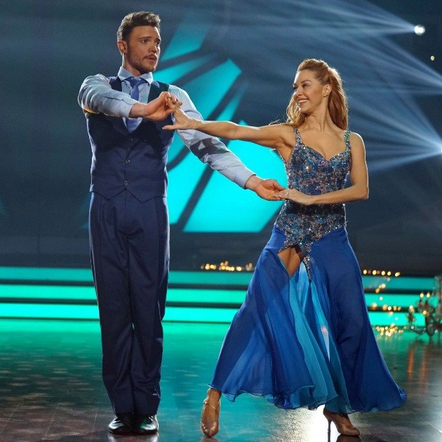 Bela Klentze - Oana Nechiti bei Let's dance am 16.3.2018