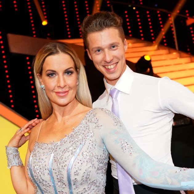 Charlotte Würdig - Valentin Lusin - Tanzpaar bei Let's dance 2018