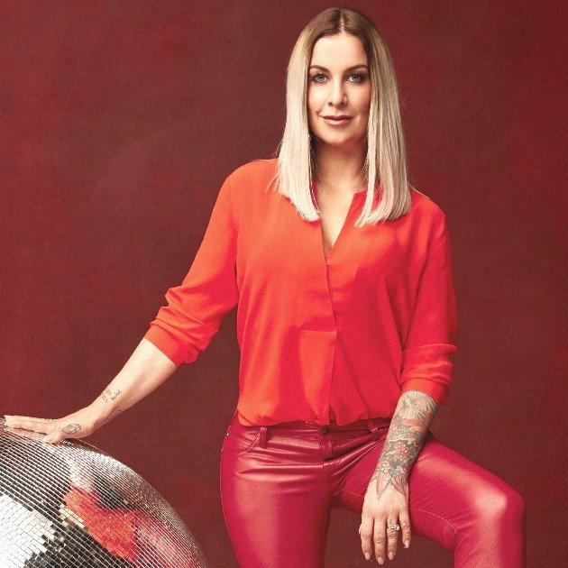 Charlotte Würdig als Kandidatin bei Let's dance 2018
