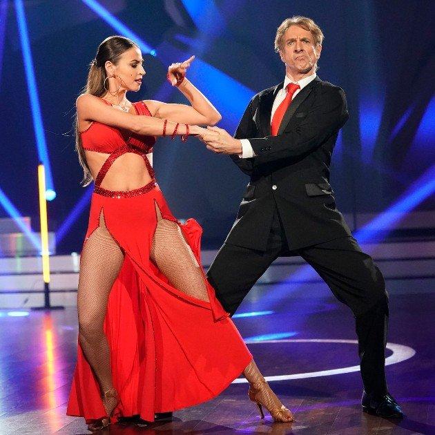 Ekaterina Leonova - Ingolf Lück bei Let's dance am 23.3.2018