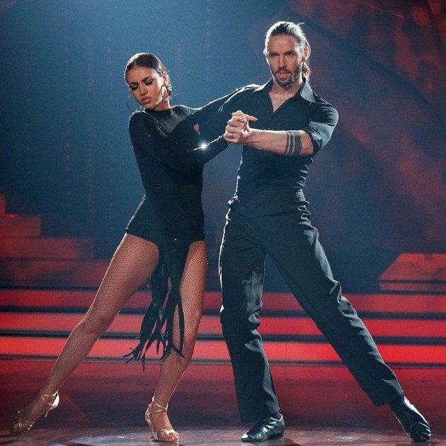 Ekaterina Leonova und Gil Ofarim beim Tango bei Let's dance