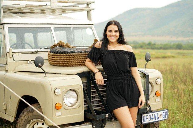 Ella Sailer - DSDS 2018 Kandidatin im Recall Südafrika