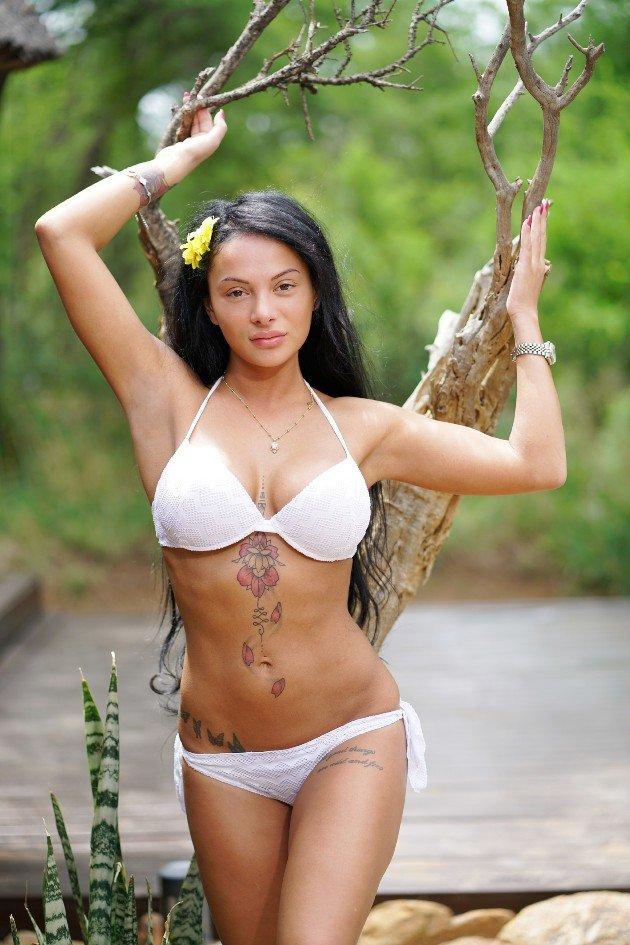 Emilija Mihailova Bikini-Foto - Recall DSDS 2018 Südafrika