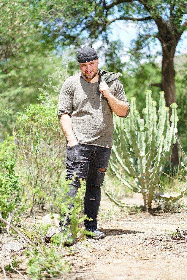 Giulio Arancio - Recall DSDS 2018 Südafrika