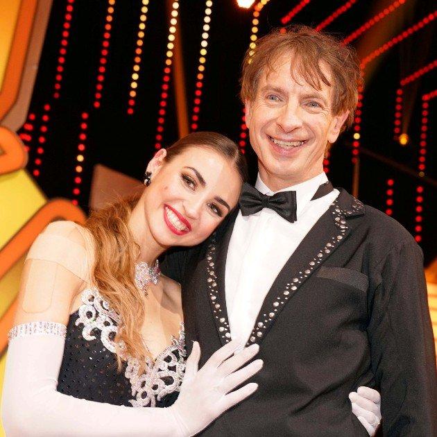 Ingolf Lück - Ekaterina Leonova - Tanzpaar bei Let's dance 2018