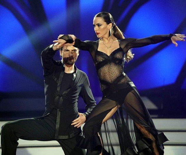 Jimi Blue Ochsenknecht - Renata Lusin bei Let's dance am 23.3.2018