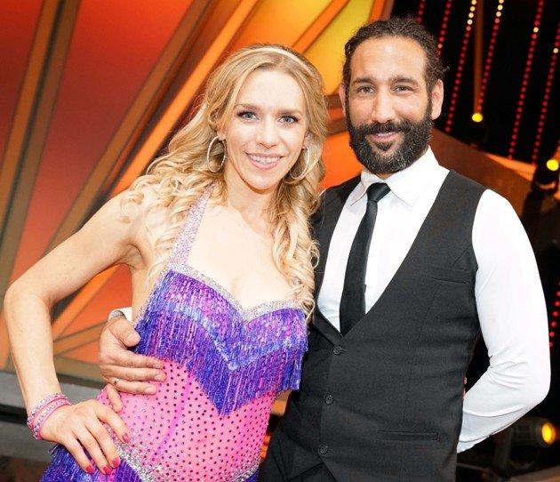 Julia Dietze - Massimo Sinato - Tanzpaar bei Let's dance 2018