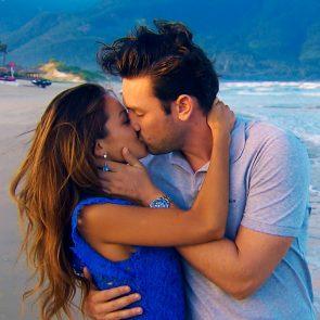 Kristina und Daniel im Finale Bachelor am 7.3.2018