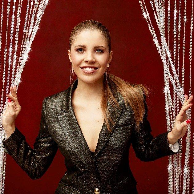 Let's dance am 9.3.2018 Gelungene Auftakt-Sendung Let's dance 2018 - hier Victoria Swarovski
