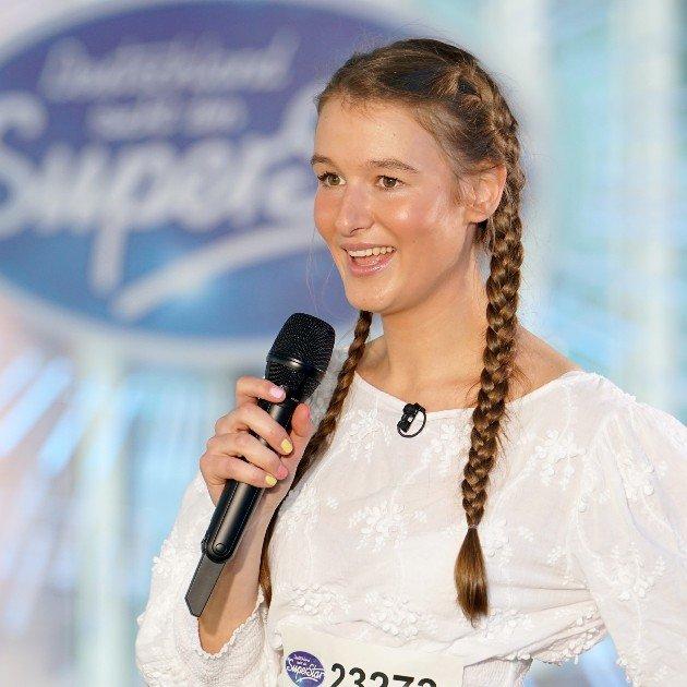 Magdalene Tworkowska - Kandidatin bei DSDS am 10.3.2018